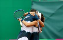 Weedon y González sorprenden en el tenis de Lima